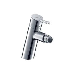 Смеситель для биде однорычажный с донным клапаном Hansgrohe Тalis S 2 32240000 фото