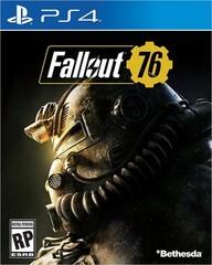 PS4 Fallout 76 (русские субтитры)