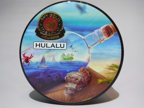 Табак для кальяна AMY GOLD Hulalu 200 gr