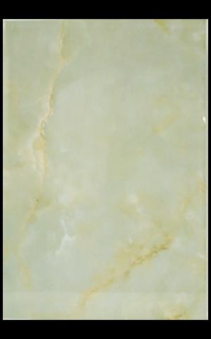 Керамическая плитка Оникс зелено-коричневый 27х40
