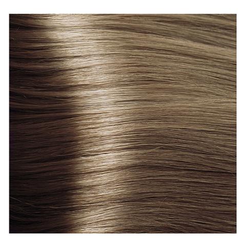 Крем краска для волос с гиалуроновой кислотой Kapous, 100 мл - HY 8.13 Светлый блондин бежевый