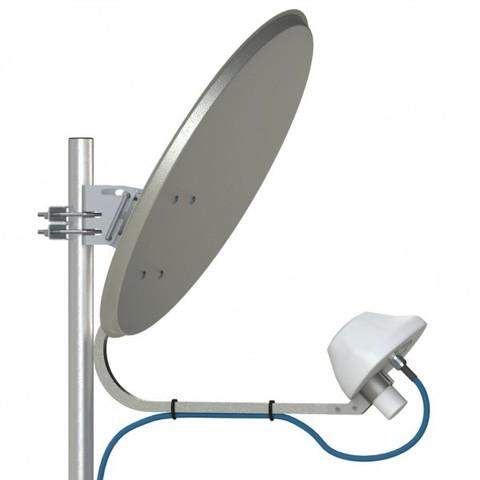 AX-2000 offset - 3G облучатель для офсетной спутниковой антенны
