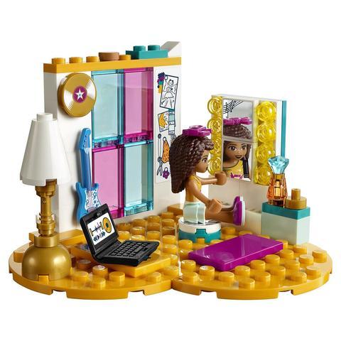 LEGO Friends: Комната Андреа 41341 — Andrea's Bedroom — Лего Френдз Друзья Подружки