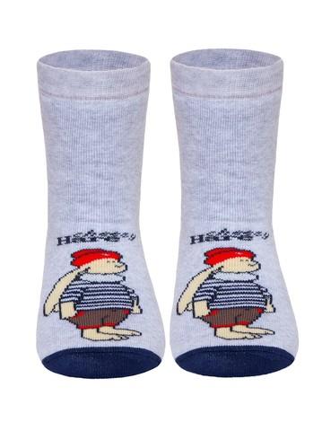Детские носки Весёлые Ножки 17С-45СП (махровые, антискользящие) рис. 294 Conte Kids