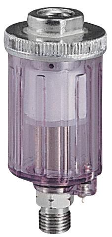 JA-3808A Фильтр-сепаратор с корпусом из ацетата для пистолетов покрасочных