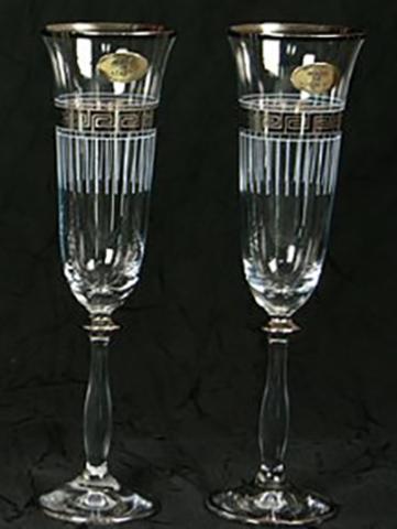 58419 Бокалы для шампанского (2 шт.)