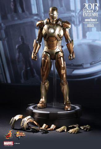 Iron Man 3 - Mark XXI Midas Exclusive