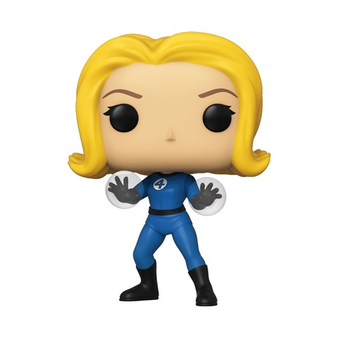 Фигурка Funko POP! Bobble: Marvel: Fantastic Four: Invisible Girl 44986