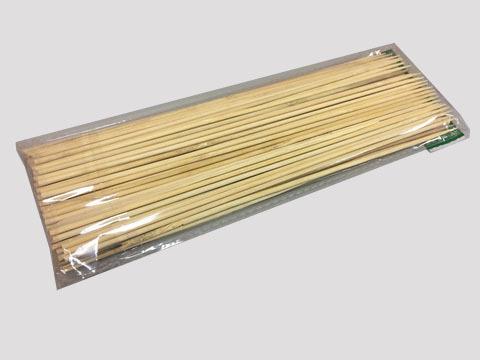 Деревянные палочки-шпажки, 20 см (100шт)