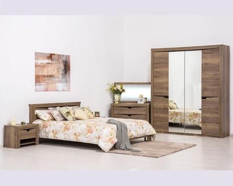Спальня модульная ГАРДА-6