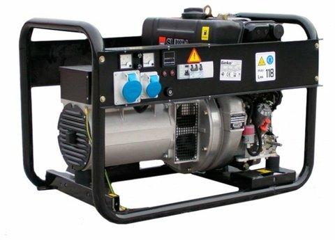 Кожух для дизельного генератора ЭНЕРГО ED 8/400 H (7520 Вт)