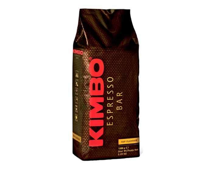 Кофе в зернах Kimbo Top Flavour, 1 кг