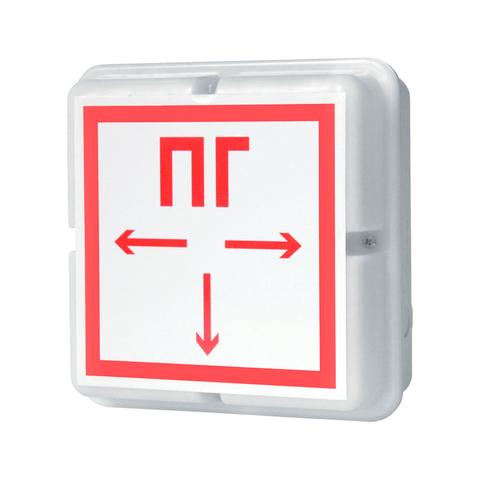 Световой указатель PL EML 3.0 с пиктограммой пожарный гидрант