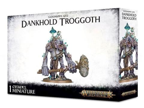 GLOOMSPITE GITZ DANKHOLD TROGGOTH