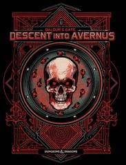 D&D Baldur's Gate: Descent into Avernus Adventure Book (Alternate Cover)