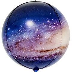 К Сфера 3D, Млечный путь в космосе, 24