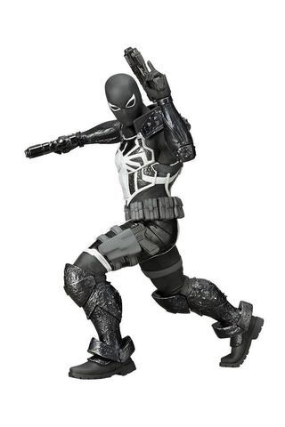 Marvel Now! Agent Venom Figure || Коллекционная фигурка Агент Веном