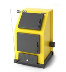 Водогрейный котел Оптимус Электро 16кВт, АРТ, ТЭН 6кВт, желтый