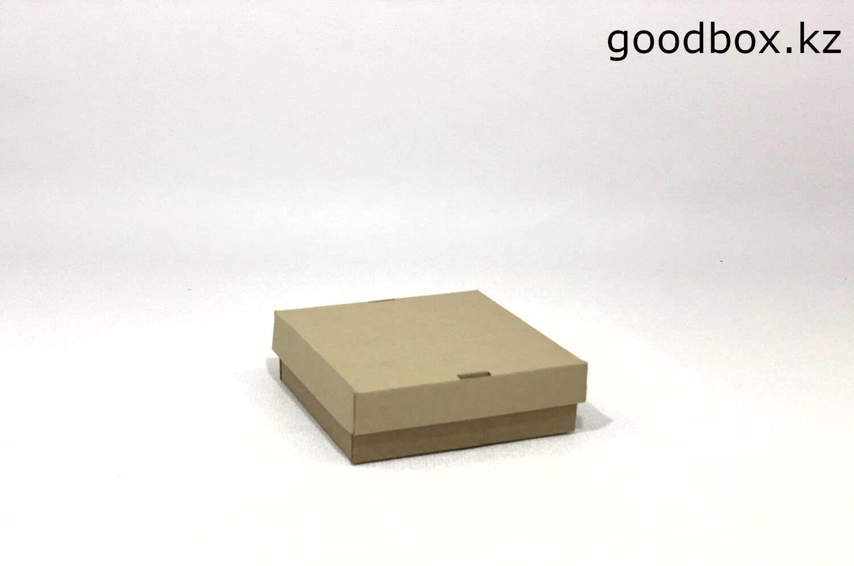Подарочная коробка с отдельной крышкой купить