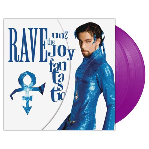 Prince / Rave Un2 The Joy Fantastic (Coloured Vinyl)(2LP)
