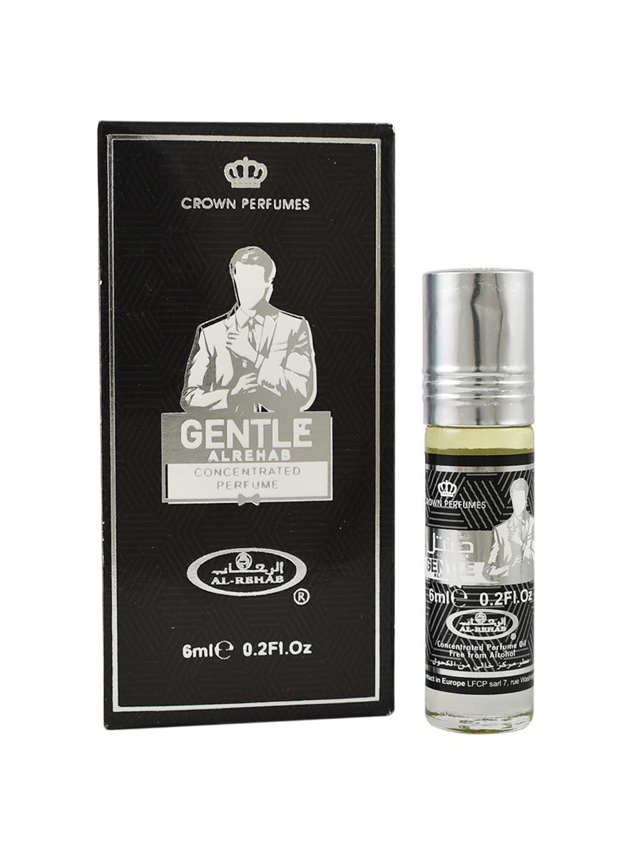 Gentle Джентл 6 мл арабские масляные духи от Аль Рехаб Al Rehab