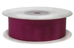 Лента атласная Пурпурный, 7 мм * 22,85 м