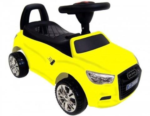 Каталка Rivertoys Audi JY-Z01A желтый