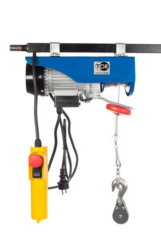 Электрическая таль TOR PA-250/500 20/10 м, шт