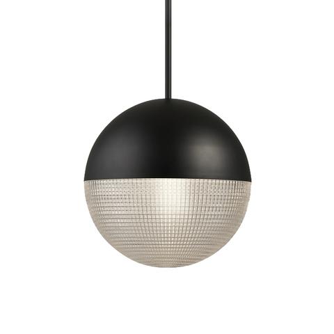 Подвесной светильник копия LENS FLAIR by Lee Broom (черный)