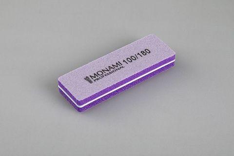 Monami Баф прямоугольный мини 100/180 сиреневый