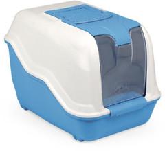 MPS био-туалет NETTA 54х39х40h см с совком голубой