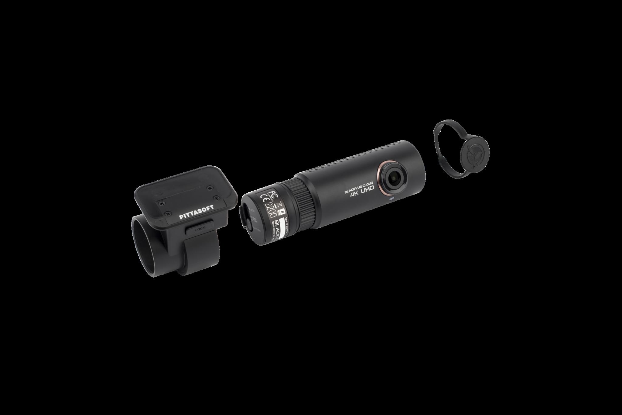 DR900-2CH Двухканальный видеорегистратор Blackvue