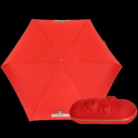 супермини красный зонтик мишка Тэдди
