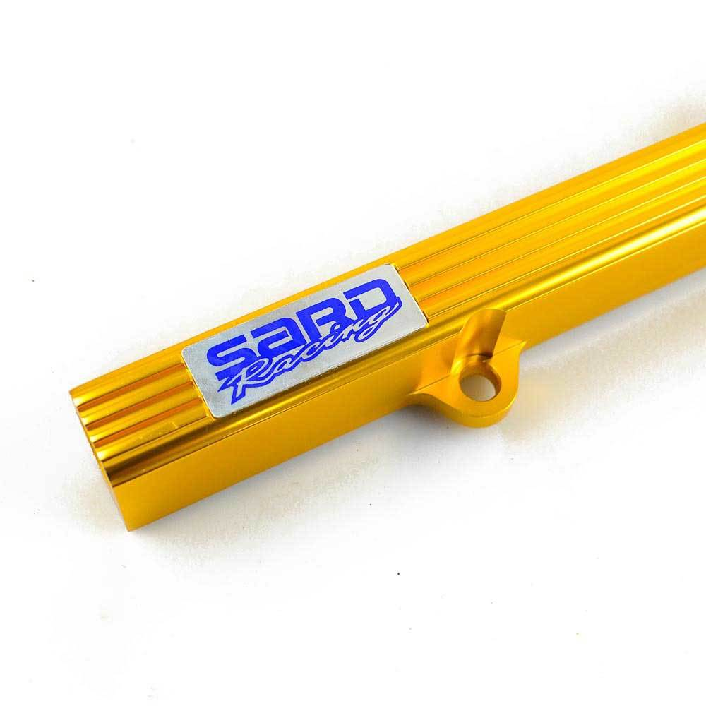 Топливная рампа 2JZ-GTE, цвет золотой