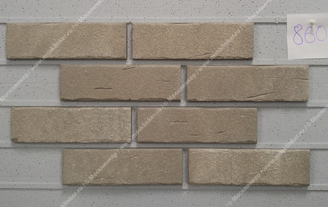 Roben - Aarhus, weissgrau, NF14, 240x14x71 - Клинкерная плитка для фасада и внутренней отделки