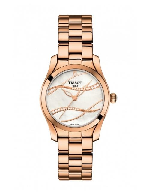 Часы женские Tissot T112.210.33.111.00 T-Lady