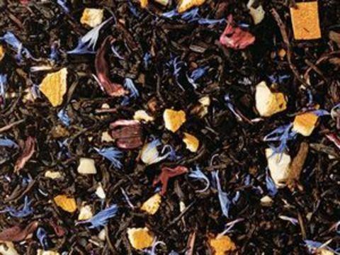 Черный чай Рождество