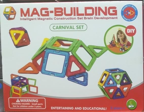 Конструктор MAG-Building Черепашка