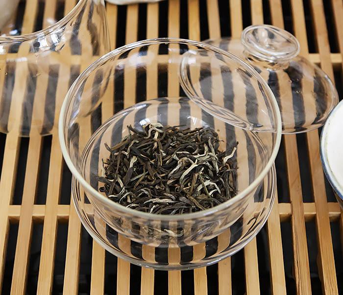 TEA-AR118 Китайский зеленый жасминовый чай (50 гр) фото 07