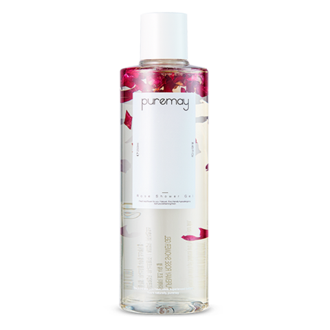 Гель для душа Puremay Rose Shower Gel 250ml