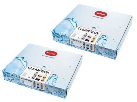 Набор чистящих средств Nivona Clean Box 2 штуки