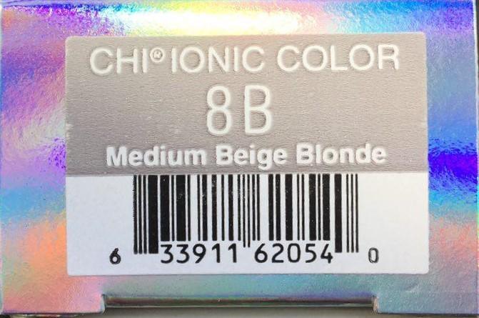 Крем-краска CHI Ионик 8 B 85 гр