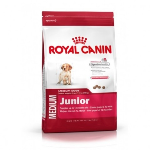 Корм для собак Royal Canin Medium Puppy 20 кг
