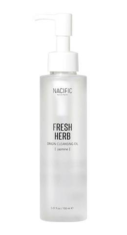 Гидрофильное Масло с Камелией и Жасмином NACIFIC Fresh Herb Origin Cleansing Oil
