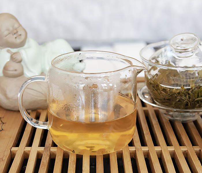 TEA-AR118 Китайский зеленый жасминовый чай (50 гр) фото 10