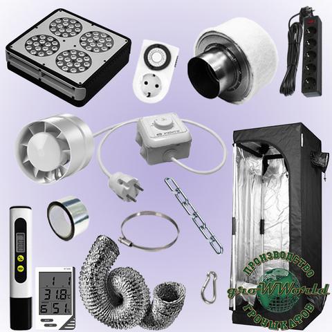 60х60х160 PROBOX  APOLLO 4 LED SUPERSILENT
