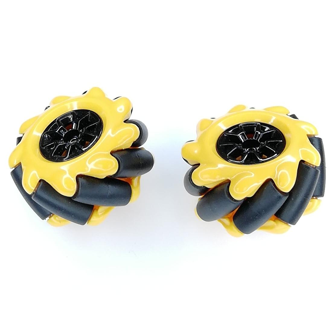 Комплект всенаправленных колес диаметром 48 мм (левое, правое)