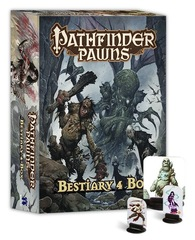 Pathfinder: Bestiary 4 Pawn Box