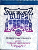 The Moody Blues / Live At The Isle Of Wight Festival Threshold Of A Dream (Blu-Ray)