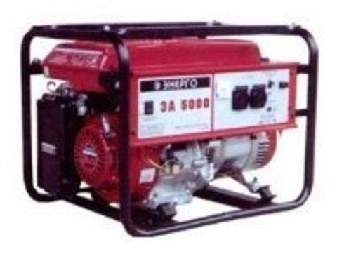 Кожух для бензинового генератора ЭНЕРГО ЭА 5000 (4400 Вт)